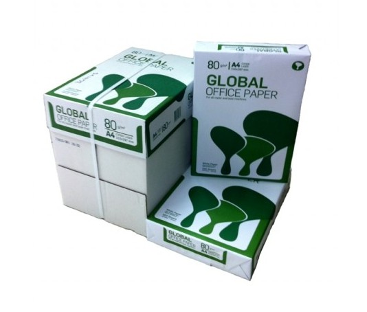 Global Office Paper A4 80gr 500φ