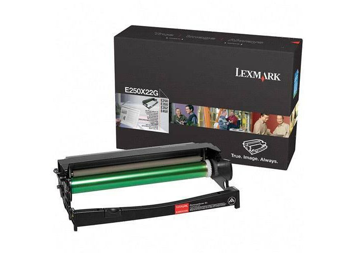 Lexmark Photoconductor E250X22G 30K