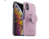 OtterBox iPhone X / Xs Pop Symmetry Mauveolous (77-61654)