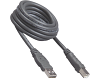 Belkin USB 2.0 Data Cable 1.8m Grey (F3U133b06)